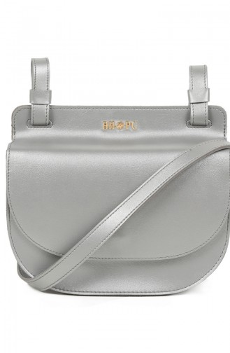 Beverly Hills Polo Club Women´s Shoulder Bag 650BHP0716-01 Gray 650BHP0716