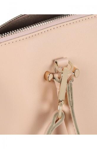 Beverly Hills Polo Club Women´s Handbag 650BHP0738-01 Powder 650BHP0738