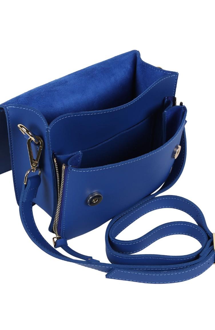2a9a6c512578e لورا آشلي حقيبة يد نسائية 651 LAS0725-01 لون أزرق 651LAS0725-01