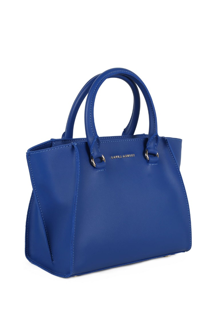 a7689b378ba24 لورا آشلي حقيبة يد نسائية 651 LAS0783-01 لون أزرق 651LAS0783-01