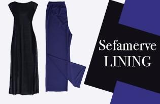 Sfm Varieties of Lining