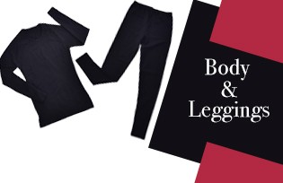 Body und Leggings Modelle
