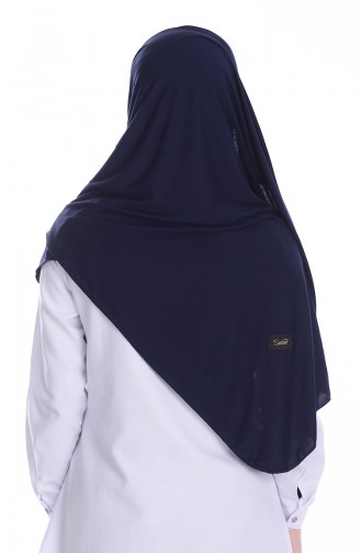 Navy Blue Shawl 98