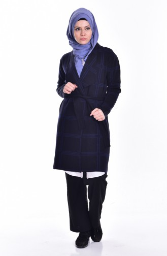 Navy Blue Tricot 26321-04