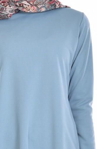 Tunik Pantolon İkili Takım 1931-06 Su Yeşili 1931-06