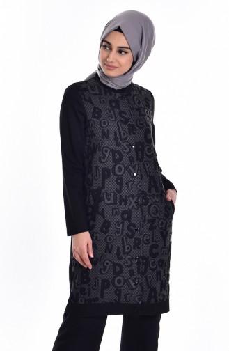 Black Vest 46105-01