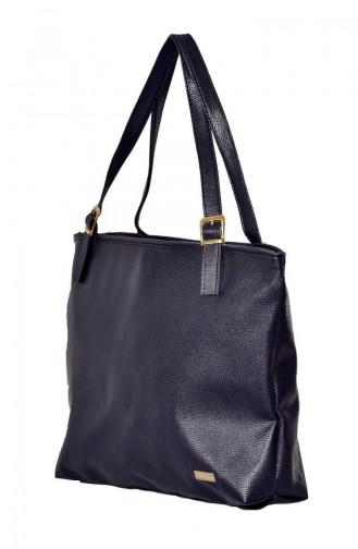 Navy Blue Shoulder Bag 710LCV