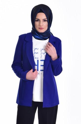 Jacket Blouse Double Suit 8913-07 Saks 8913-07