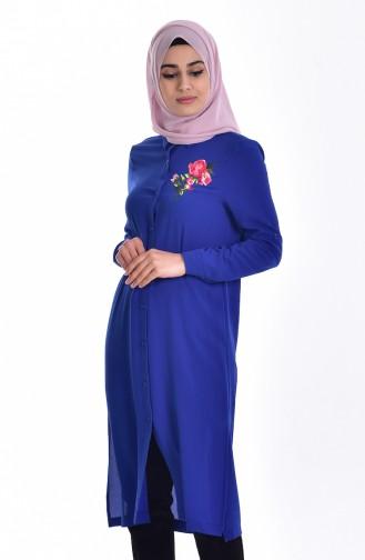 Saxon blue Tuniek 6870-02