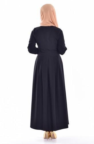 فستان أسود 0113-01