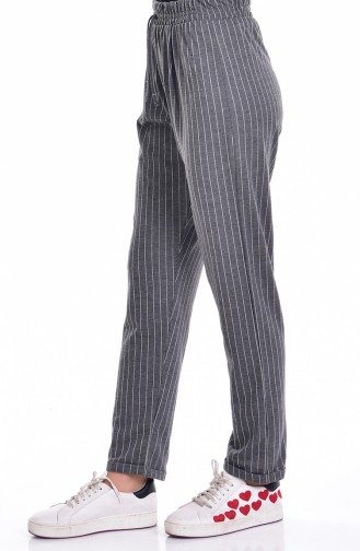 Gray Pants 1329-01