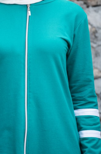 Green Sweatsuit 18050-10