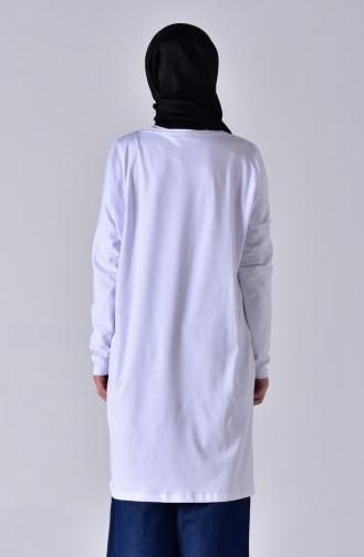 White Combed Cotton 0413-05