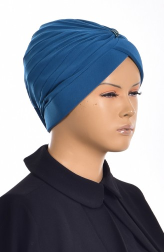 Pearl Ready Turban Bonnet 1007-07 Oil 1007-07
