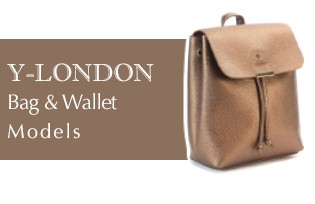 Y London Bag and Wallet Models