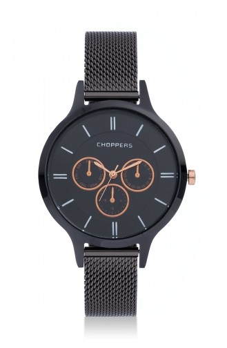 Choppers Montre CBH18028-01 Antracite 18028-01