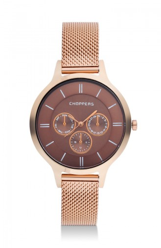 Choppers Armbanduhr CBH18024-01 Rose 18024-01