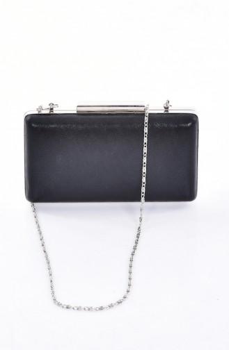 Ladies Evening Bag 0250-04 Black 0250-04