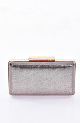 Ladies Evening Bag 0250-03 Platinum 0250-03