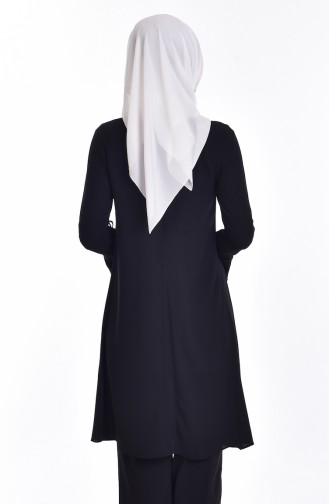 Black Tunic 1110-02