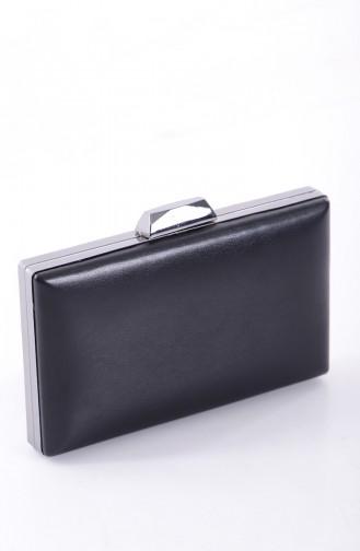 Black Portfolio Hand Bag 0274-03