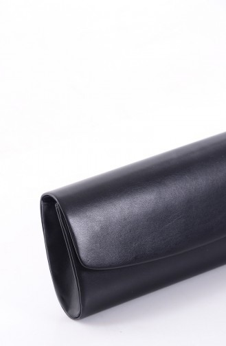 Ladies Evening Handbag 0477-05 Black 0477-05
