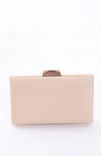 حقيبة يد لون البشرة 0274-04
