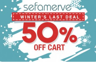 Winter Opportunity 50% OFF CART