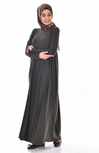 Khaki Dress 1852-04