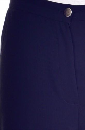 Hose mit Taschen 0352-02 Dunkelblau 0352-02