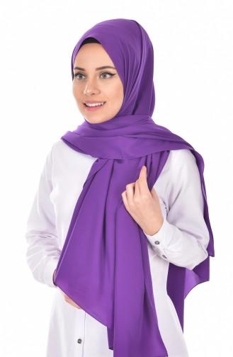 Light purple Sjaal 17