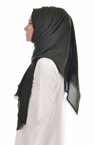 Khaki Shawl 32