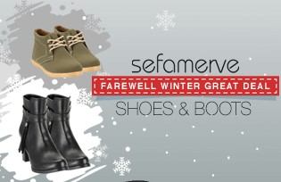 FAREWELL TO WINTER GREAT DISCOUNT