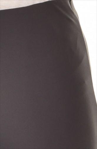 Pantalon élastique et Large 2605-04 Khaki 2605-04