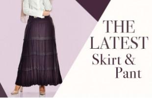 New Season Skirt Pant Models