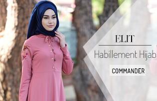 Combinaison Elit Hijab