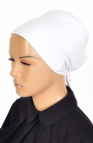Bonnet Antidérapant Lycra 0301-01 Optik Blanc 0301-01