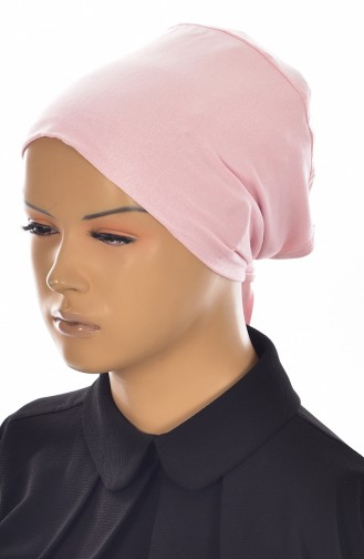 Sefamerve Lycra Non-Slippery Bonnet 0311-01 Powder 0311-01