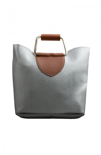 Gray Shoulder Bag 1004-02