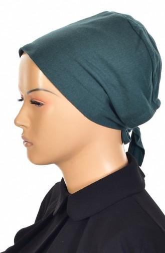 Bonnet Vert emeraude 0107-01