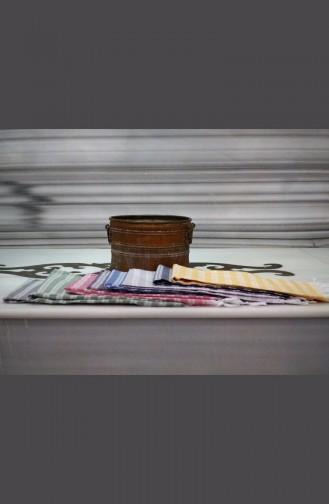 Saraylı Peştemalı İnce Çizgili 9003-04 Lacivert