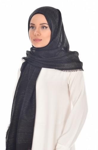 Black Sjaal 6110-02
