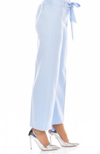 Pantalon élastique 5063-04 Bleu 5063-04
