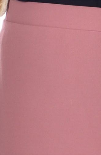 Jupe Crayon 2002-04 Rose Pâle 2002-04
