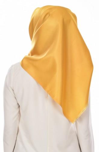 Gold Colour Hoofddoek 25