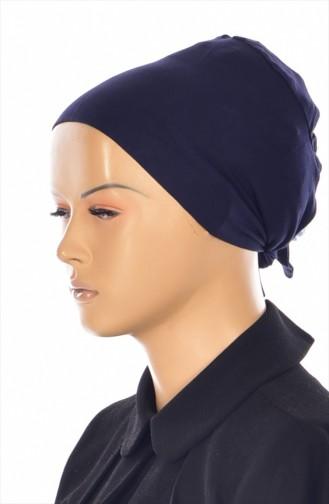 XL Bonnet Classique 0001-02 Bleu Marine 0001-02