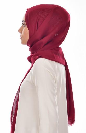 Claret red Sjaal 21