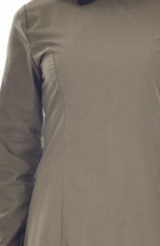 Khaki Tunic 6002-03