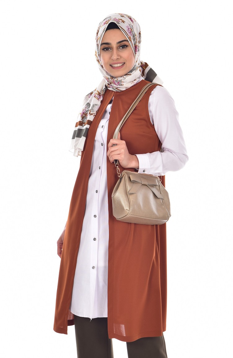 vest muslim single women Sefamerve with all the pleasure and taste suitable vest models, reasonable price and many color options.