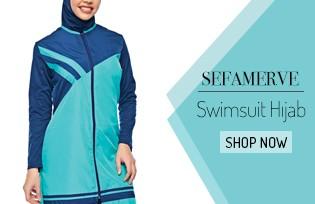 Hijab Swimsuit Models